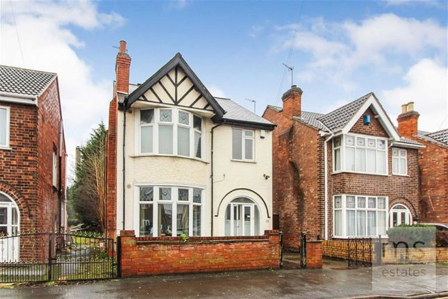 Thumbnail Detached house to rent in Arnesby Road, Lenton, Nottingham