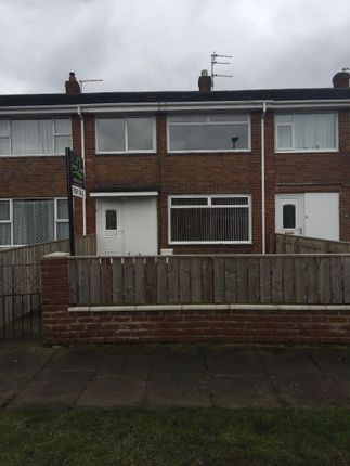 Thumbnail Terraced house for sale in Ridsdale Close, Seaton Delaval