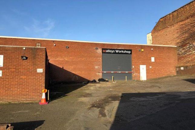 Thumbnail Industrial to let in Camden Street, Birmingham