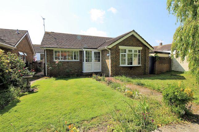 Thumbnail Detached bungalow for sale in Peelings Lane, Westham