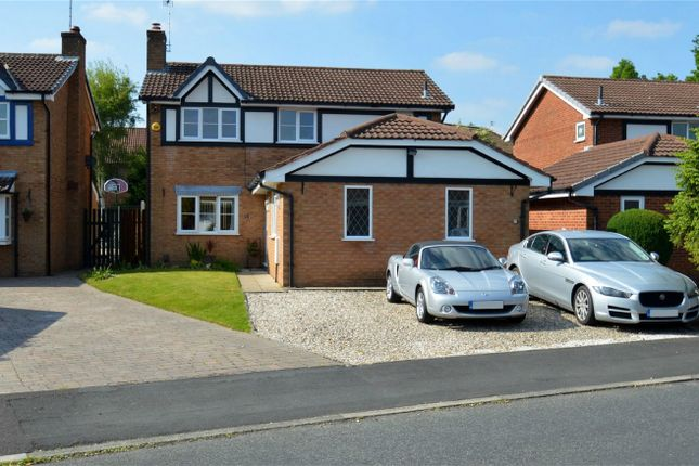 4 bed detached house to rent in Linnet Grove, Macclesfield, Cheshire