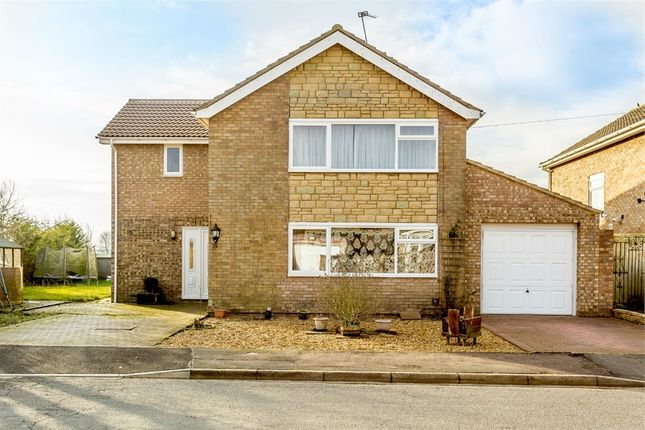 Thumbnail Detached house for sale in Barton Close, Witchford, Ely, Cambridgeshire