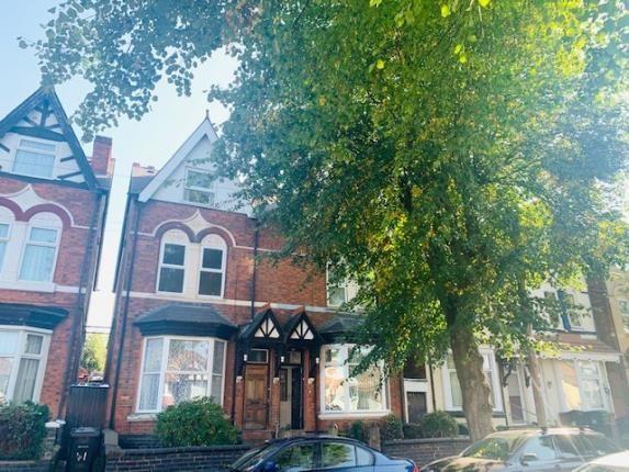 Front of Francis Road, Stetchford, West Midlands, Birmingham B33