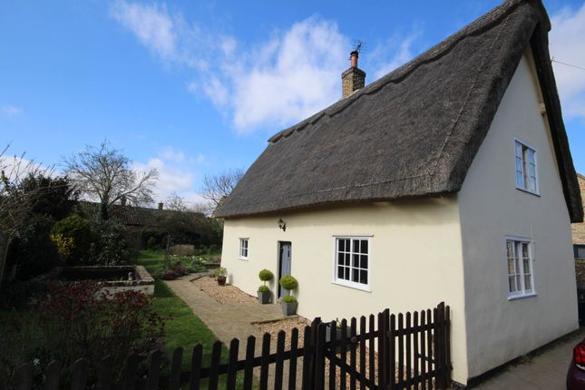 Thumbnail Detached house for sale in Angle End, Great Wilbraham, Cambridge