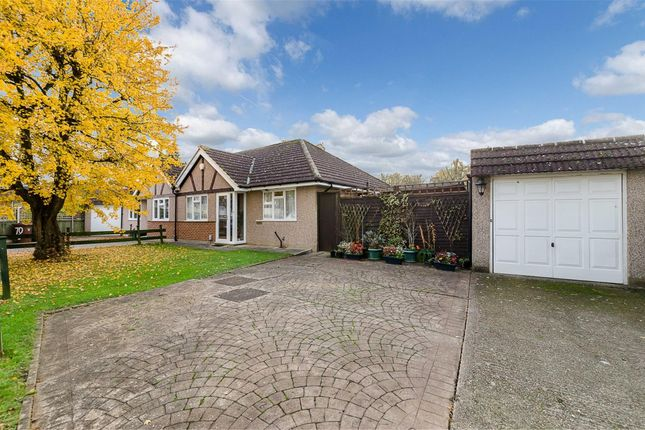 Thumbnail Semi-detached bungalow for sale in Rutland Drive, Morden, Surrey