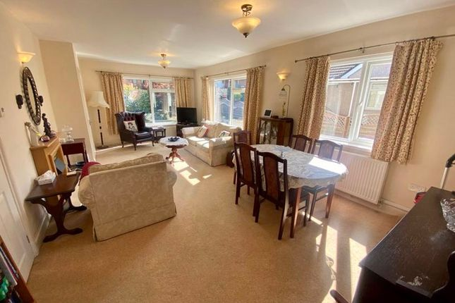 Thumbnail Bungalow for sale in Basildene Close, Gilwern, Abergavenny