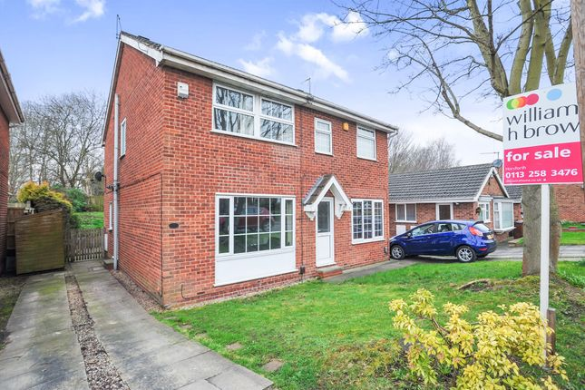 Thumbnail Semi-detached house for sale in Abbeydale Vale, Leeds