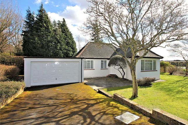 Thumbnail Detached bungalow for sale in Woking, Surrey