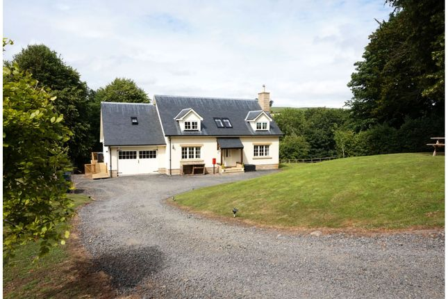 Thumbnail Detached house for sale in Hartrigge, Jedburgh