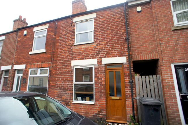 Thumbnail Property to rent in Reader Street, Spondon, Derby