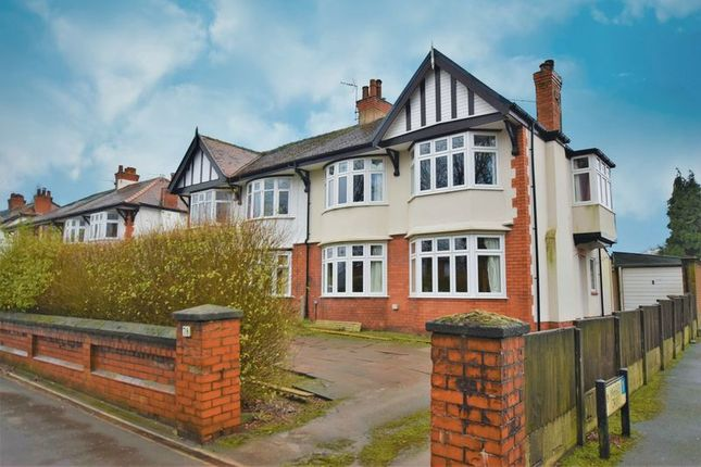 Thumbnail Semi-detached house for sale in Southworth Road, Newton-Le-Willows