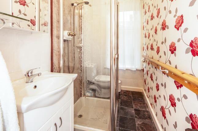 Bathroom of Gertrude Street, Nelson, Lancashire, . BB9