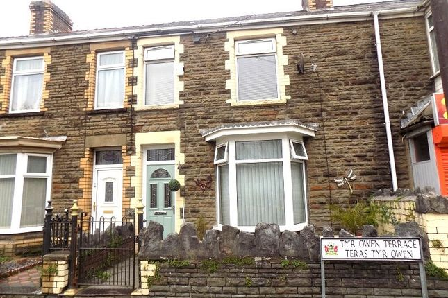 Thumbnail Terraced house for sale in Ty R Owen Terrace, Cwmavon, Port Talbot, Neath Port Talbot.