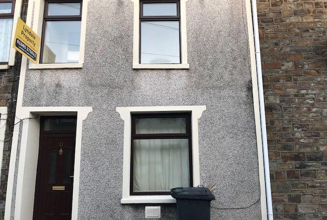 Thumbnail Terraced house to rent in Ann Street, Gladys, Aberdare