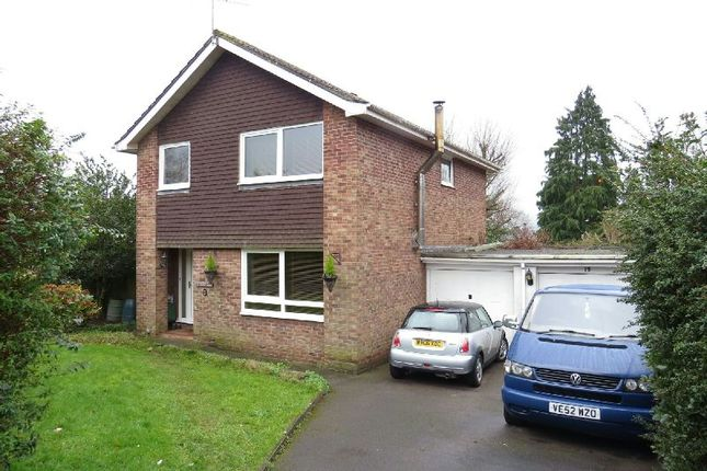 Thumbnail Detached house for sale in Brae Road, Winscombe