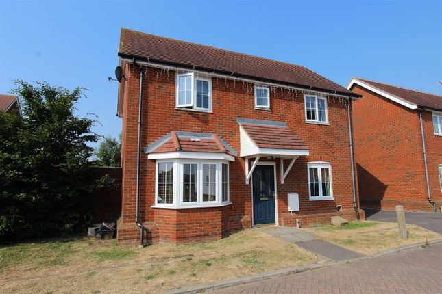 Thumbnail Detached house to rent in Clover Close, Minster On Sea, Sheerness