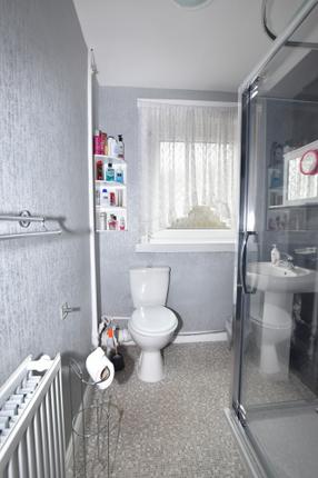 Shower Room of 11 Inverkip Street, Greenock PA15