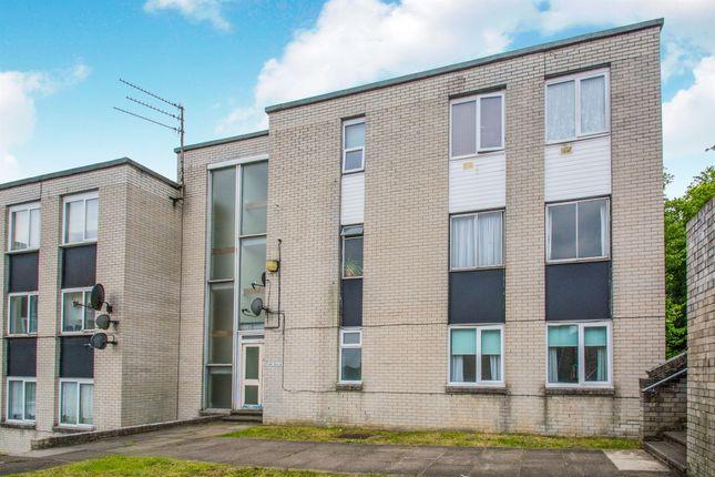 Thumbnail Flat for sale in Awel Mor, Llanedeyrn, Cardiff