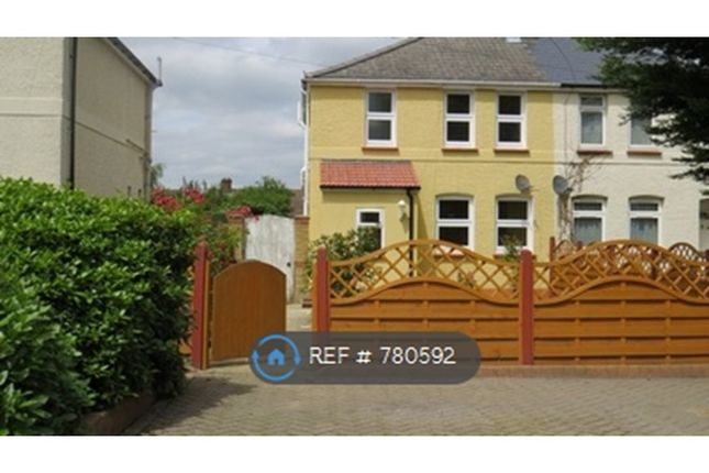 Thumbnail Semi-detached house to rent in Jessamine Place, Dartford