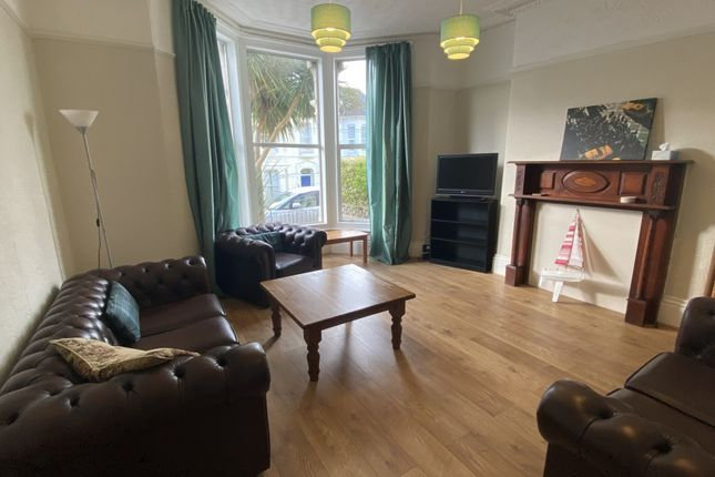 Thumbnail Terraced house to rent in Carlton Terrace, St Judes, Plymouth