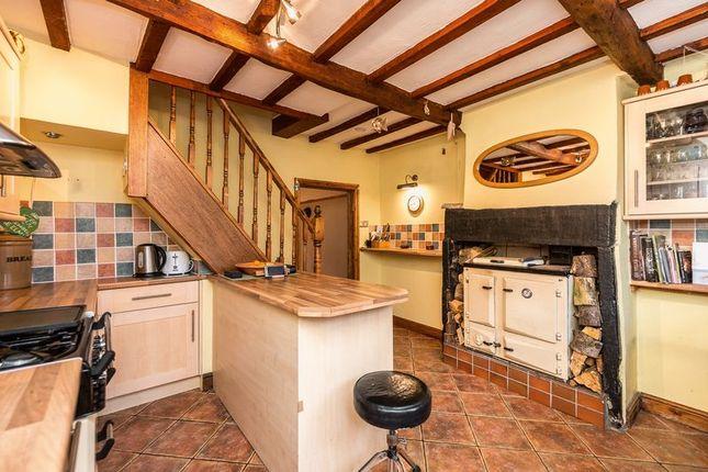 Thumbnail Terraced house for sale in School Lane, Upholland, Skelmersdale