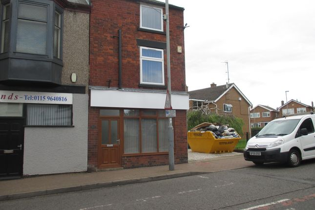 Thumbnail Property to rent in Annesley Road, Hucknall, Nottingham