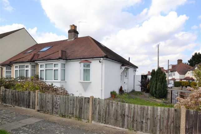 Thumbnail Bungalow for sale in The Drive, Morden