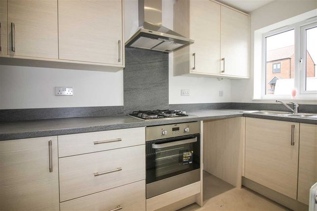 Kitchen of Hundleby Close, St. Nicholas Manor, Cramlington NE23