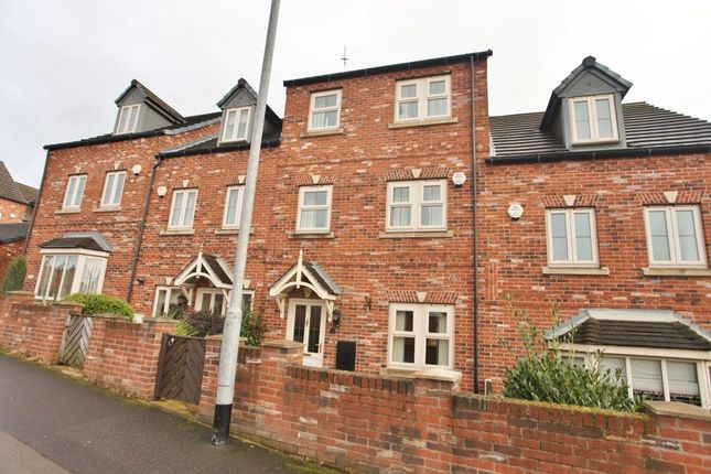 4 bed terraced house for sale in Hough Lane, Wombwell, Barnsley