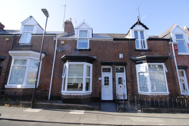 Thumbnail Terraced house for sale in Hutton Street, Sunderland