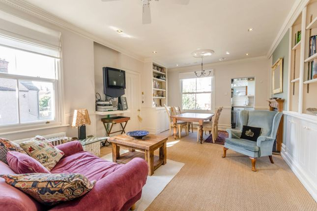 Thumbnail Maisonette to rent in Durnsford Road, Wimbledon Park