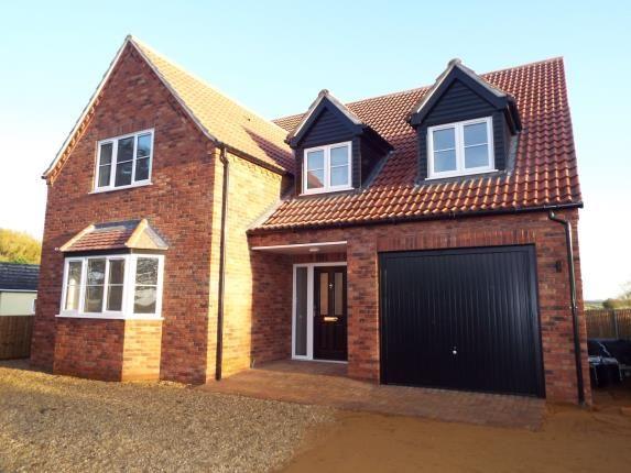 Thumbnail Detached house for sale in Barroway Drove, Downham Market, Norfolk