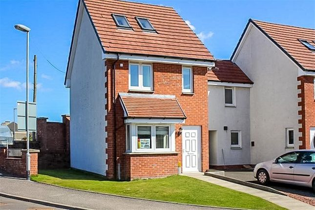 Thumbnail Terraced house to rent in Millgate Crescent, Caldercruix