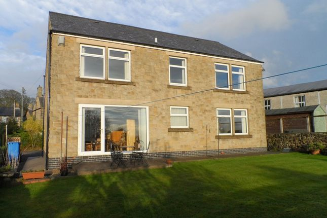 Thumbnail Detached house for sale in Whalton, Morpeth