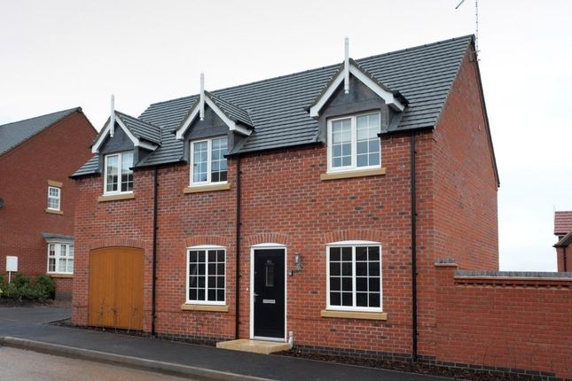 Thumbnail Flat to rent in Cessna Court, Castle Donington, Derby