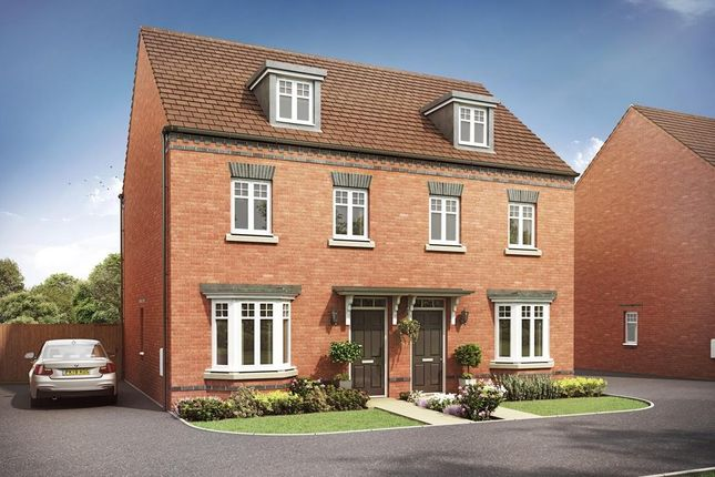 """3 bed semi-detached house for sale in """"Kennett"""" at St. Martins Road, Eastbourne BN22"""
