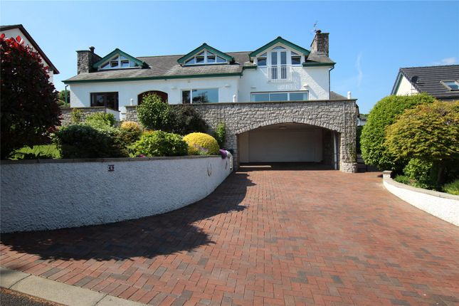 Thumbnail Detached house for sale in Hill Garth, 49 Carter Road, Grange-Over-Sands, Cumbria