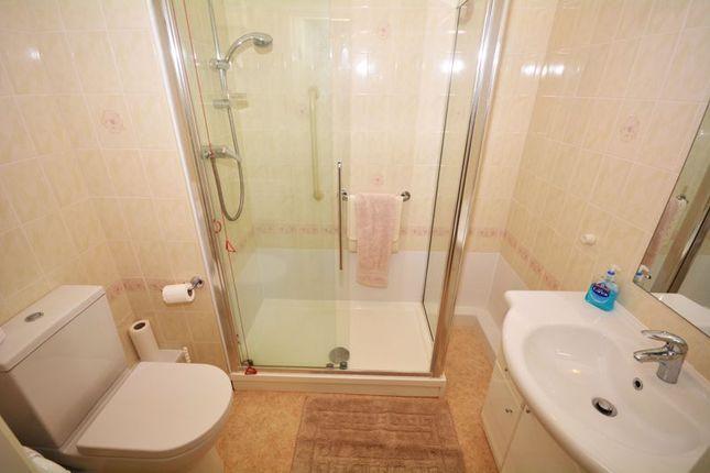 Shower Room of Chilcote Close, Torquay TQ1