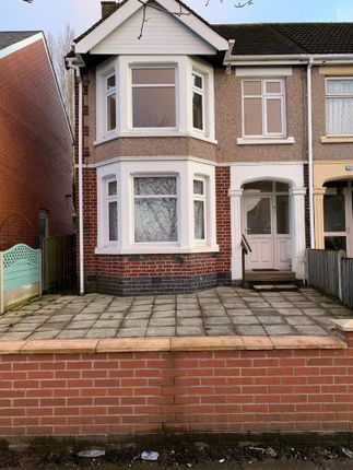 Semi-detached house to rent in Rotherham Road, Coventry