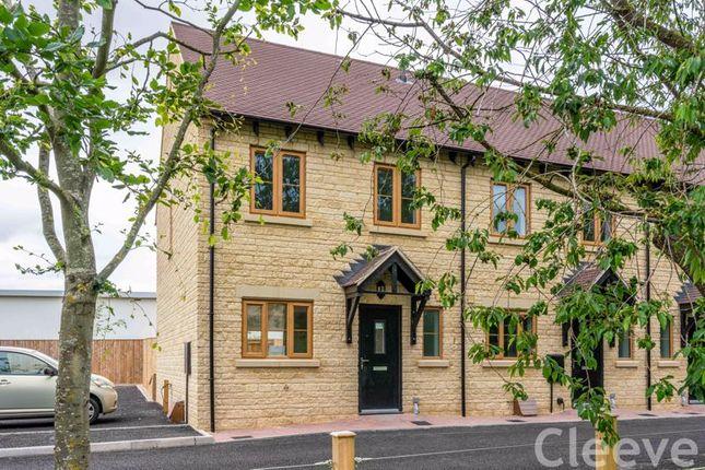 Thumbnail Terraced house for sale in Cheltenham Road, Bishops Cleeve, Cheltenham
