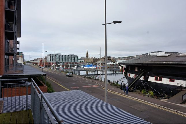 Front View of South Victoria Dock Road, Dundee DD1