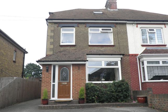 Thumbnail 4 bed property to rent in Sandling Lane, Maidstone, Kent