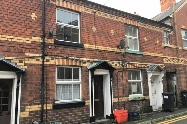 Thumbnail Terraced house to rent in 20, Frolic Street, Newtown, Powys