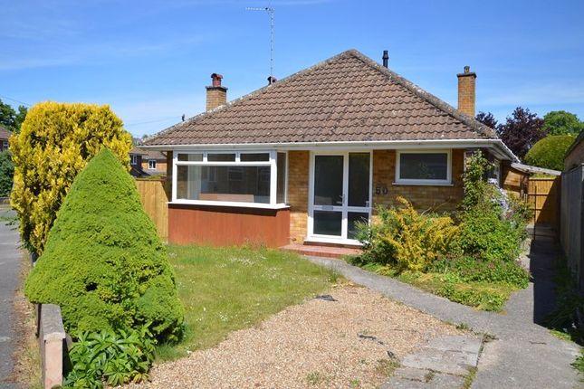 2 bed bungalow to rent in Thornton Crescent, Wendover, Aylesbury HP22