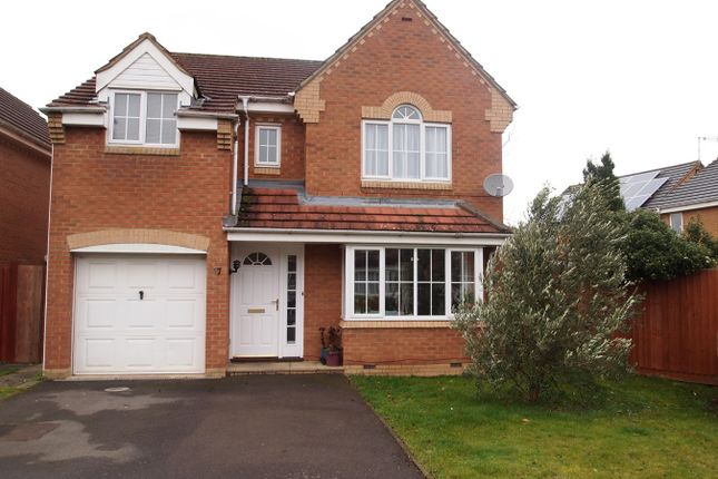 4 bed detached house for sale in Fox Hollow, Oadby, Leicester