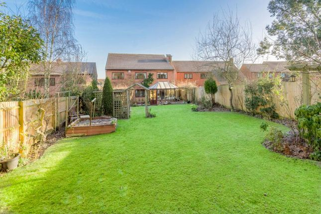 Thumbnail Detached house for sale in The Approach, Two Mile Ash, Milton Keynes
