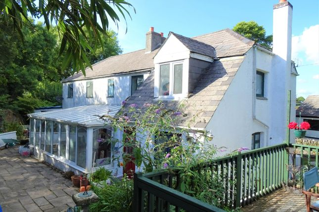 Thumbnail Detached house for sale in Deviock, Torpoint
