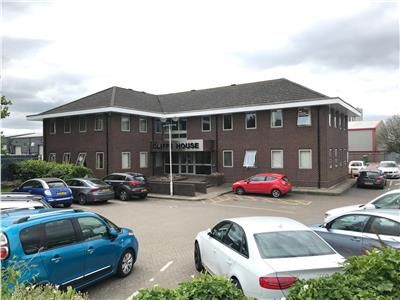 Thumbnail Office to let in Office Suites Cliffe House, Anthonys Way, Medway City Estate, Rochester, Kent