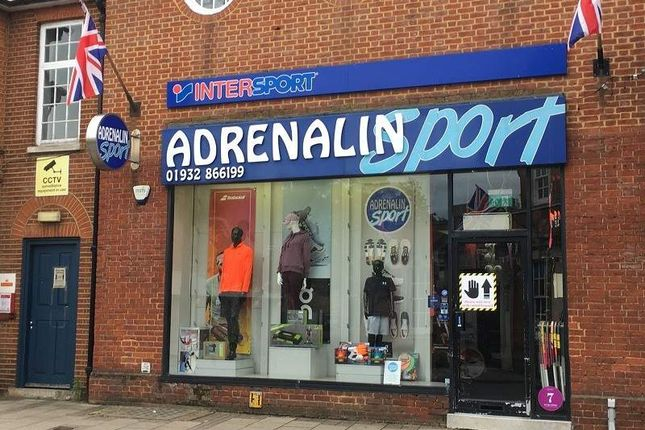 Thumbnail Retail premises for sale in Postboys Row, Between Streets, Cobham