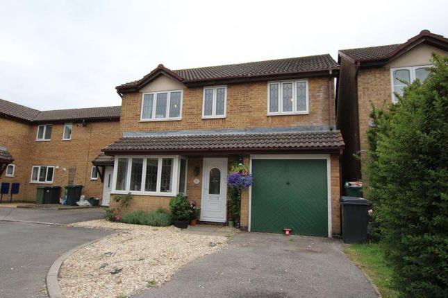 Thumbnail Detached house to rent in Ormonds Close, Bradley Stoke, Bristol